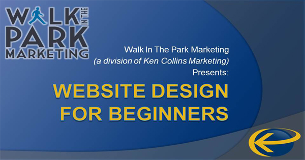Website Design for Beginners