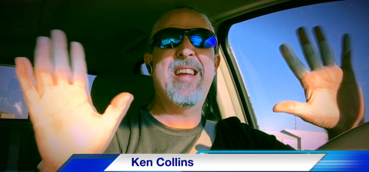 Ken Drives Walk in the Park Marketing