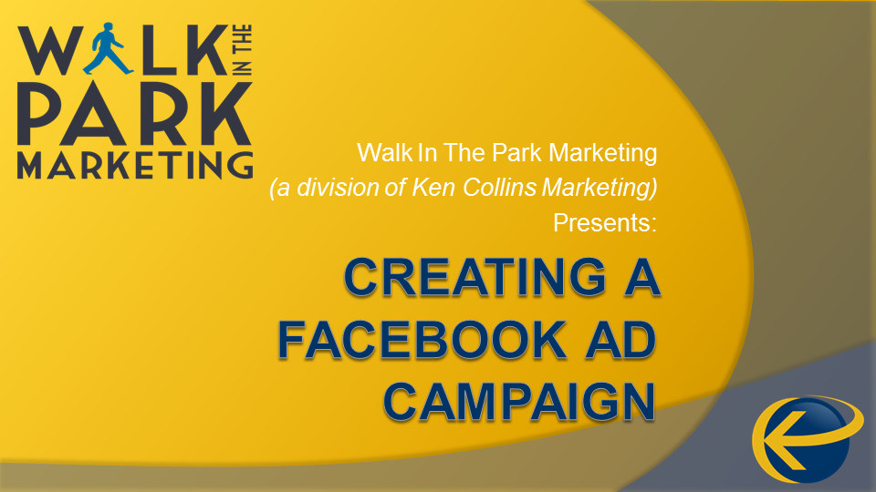 Creating a Facebook Ad Campaign