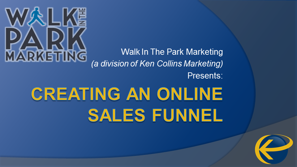 Creating an Online Sales Funnel